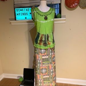 Cato cool skirt that could be worn up as dress